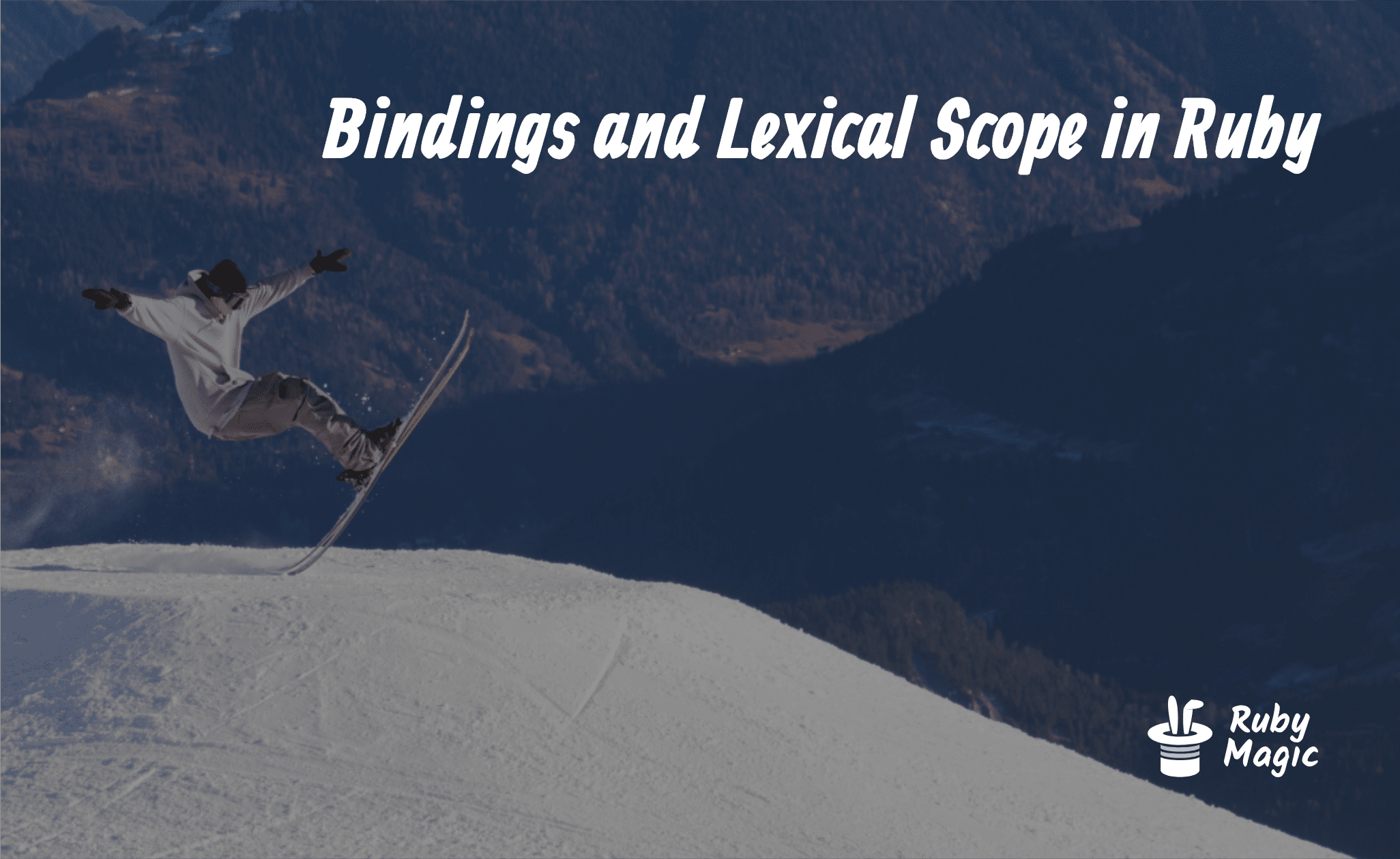 Bindings and Lexical Scope in Ruby